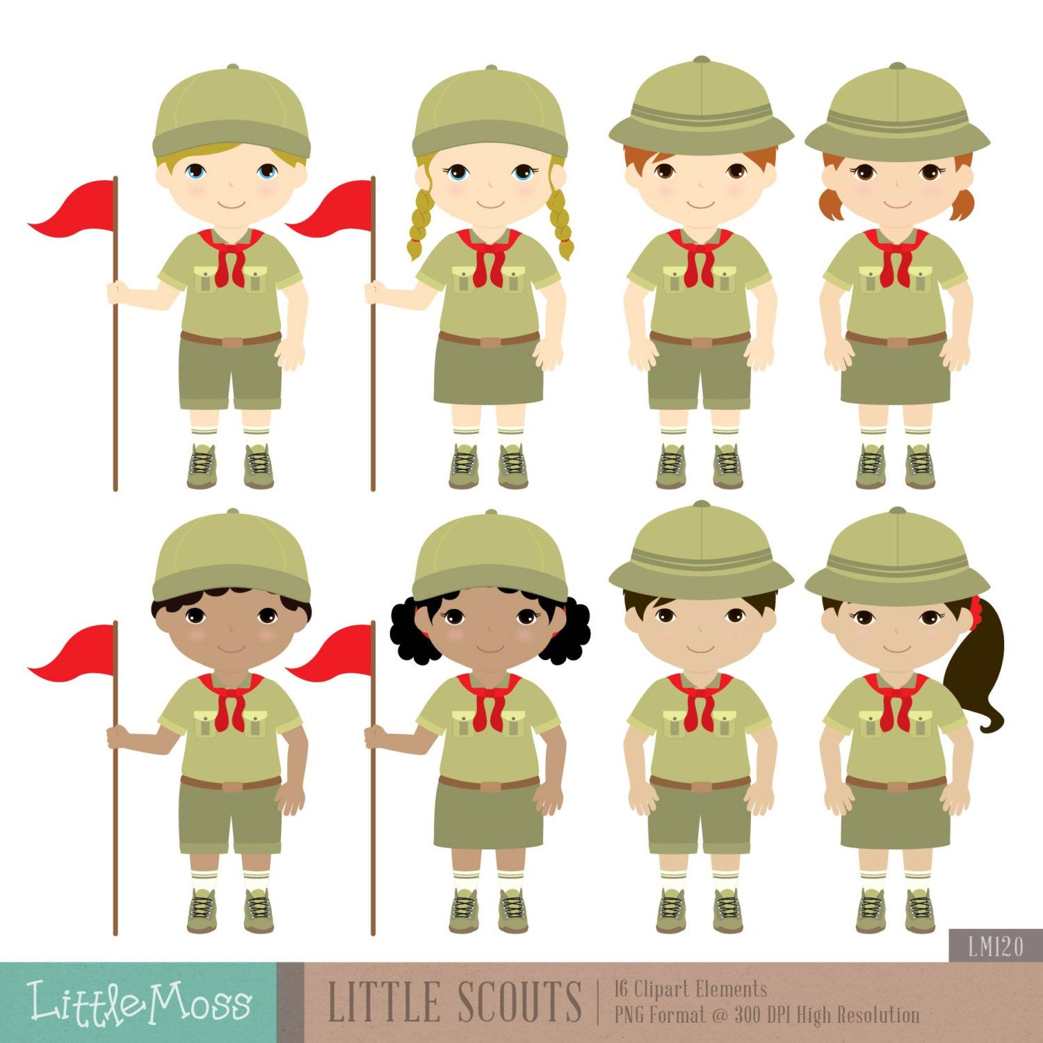 clipart boy girls clips day camp east hartford boy scouts scouting [ 1500 x 1500 Pixel ]