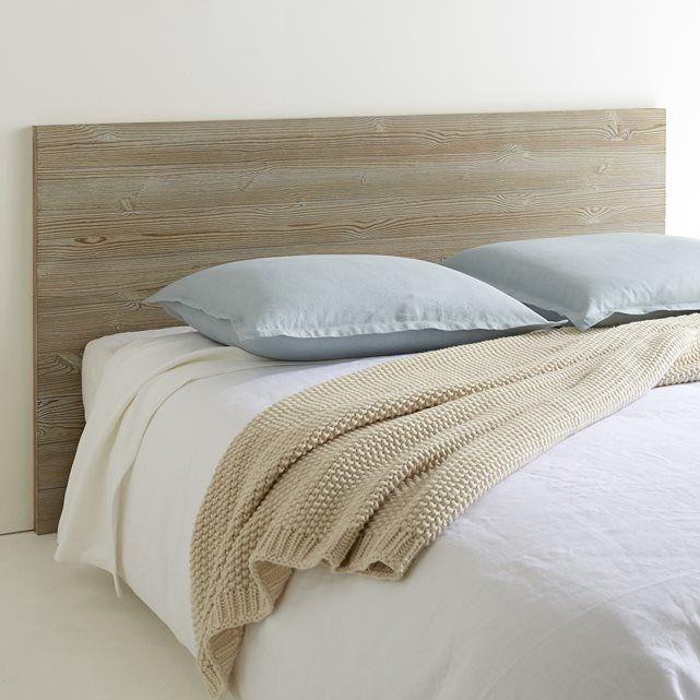 t te de lit pin massif grimsby la redoute interieurs. Black Bedroom Furniture Sets. Home Design Ideas