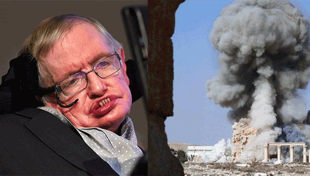 Stephen Hawking Prediction About The End Of The World