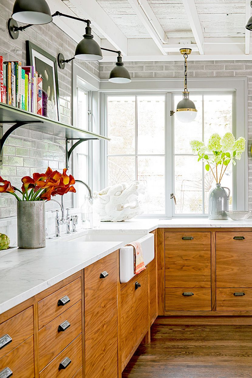 9 Farmhouse Kitchen Ideas for a Perfectly Cozy Cooking Space ...