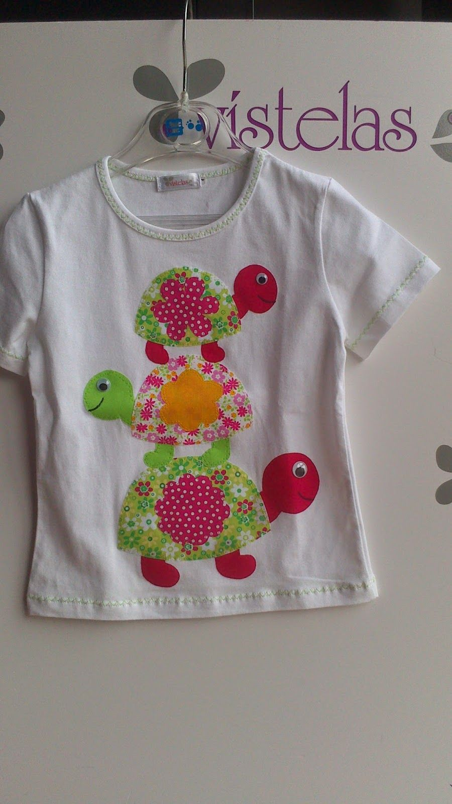 VISTELAS. Camiseta TORTUGAS | password | Pinterest | Applikationen ...