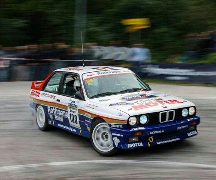 Bmw Z4 Dtm: Bmw M3 E30 Rally