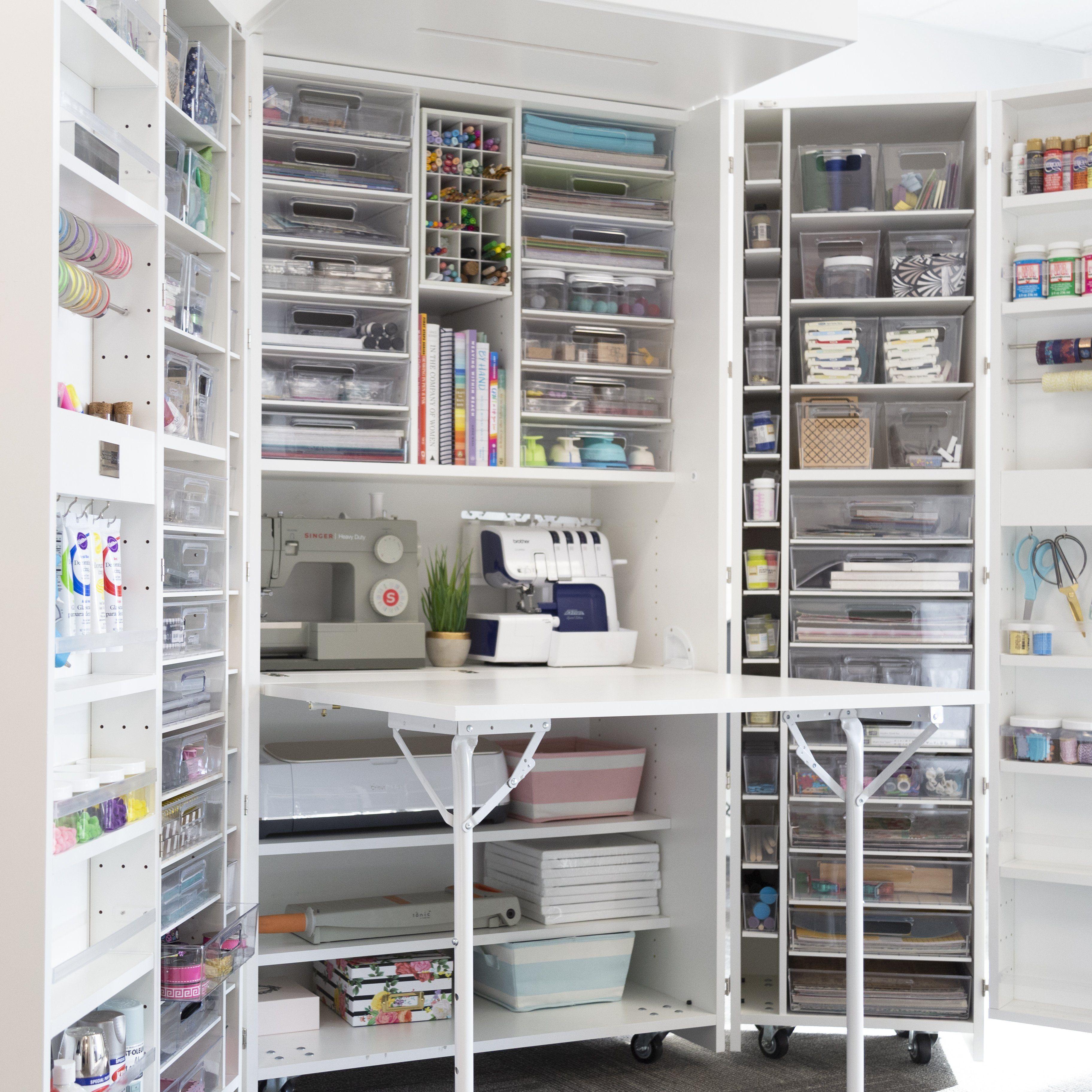 My Dreambox Arredamento creativo, Stanza del cucito e
