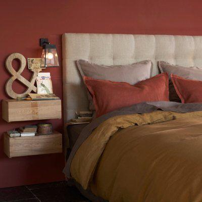 chevet ampm d co bon accueil pinterest lit chevet et chambre. Black Bedroom Furniture Sets. Home Design Ideas