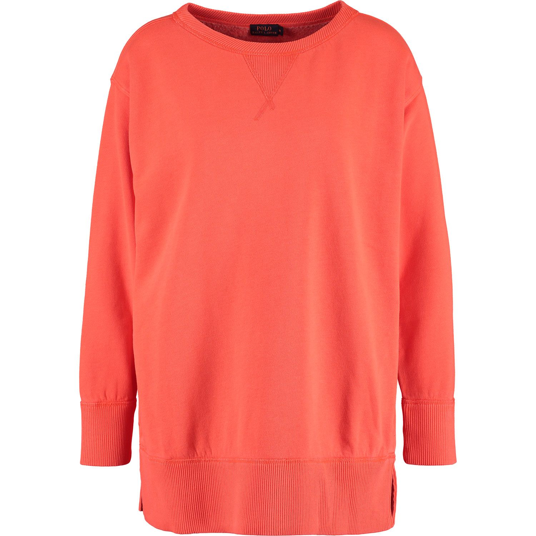 Polo Ralph Lauren Neon Coral Jersey Jumper Tk Maxx Paraphrase Jacket