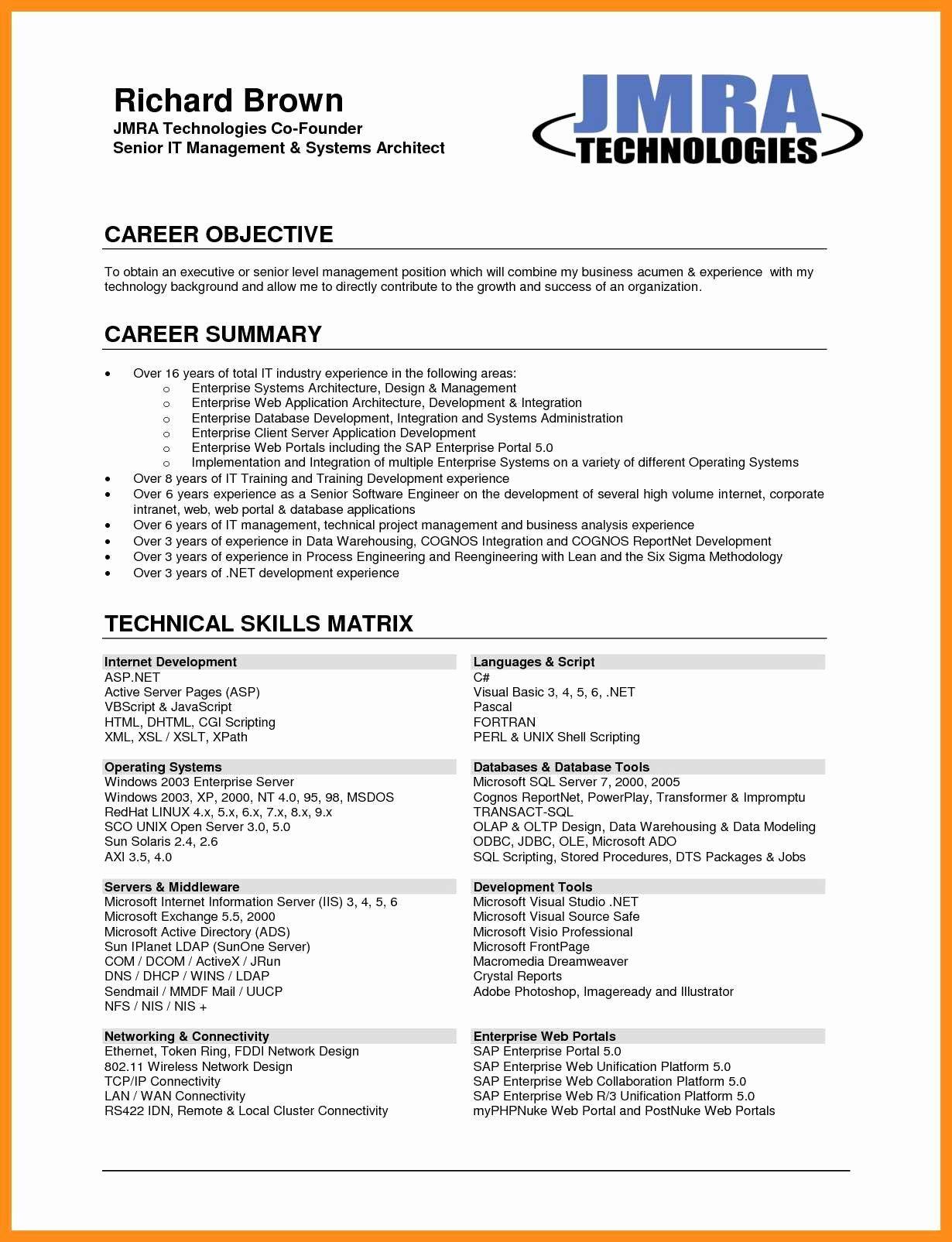 Nursing Resume Objective Statement Examples Elegant 12 13