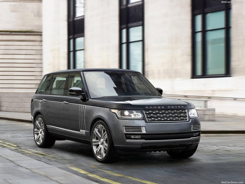 Land Rover Range Rover SV Autobiography (2016) Sayfa 1