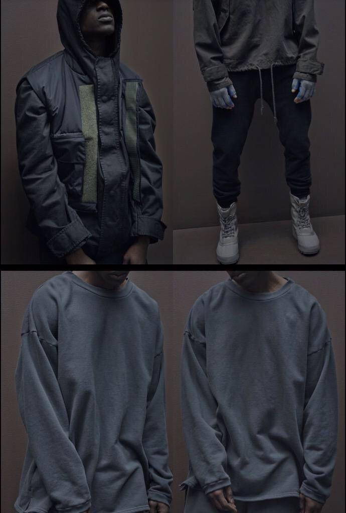 Yeezy Season 1 Tech Fashion Street Stylin Kanye West Outfits