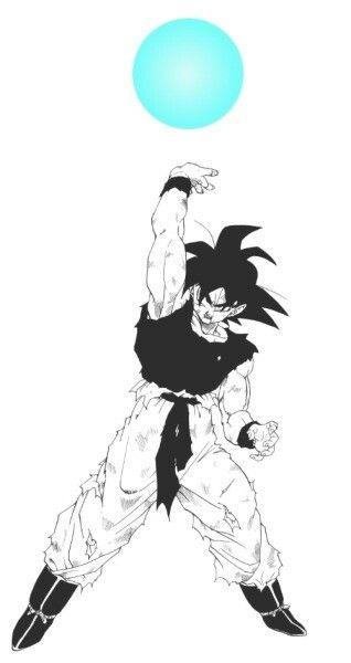 Goku From Dragon Ball Z Mangaanime Recommendations Goku