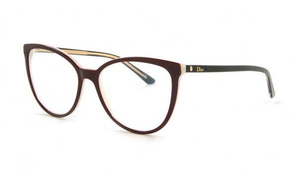 Dior Montaigne 25 Sfn 53 Rot Dior Brille Dior Brillen Online