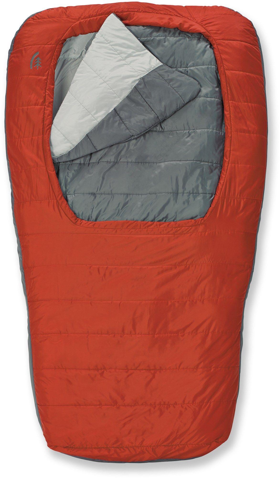 Sierra Designs Backcountry Bed Duo 1 5 Season Sleeping Bag