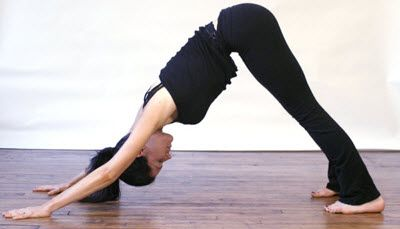 13 powerful yoga poses to prevent hair loss naturally