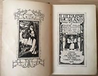 Charles Robinson LULLABY LAND 1898 Art Nouveau Illustrated POETRY Eugene Field
