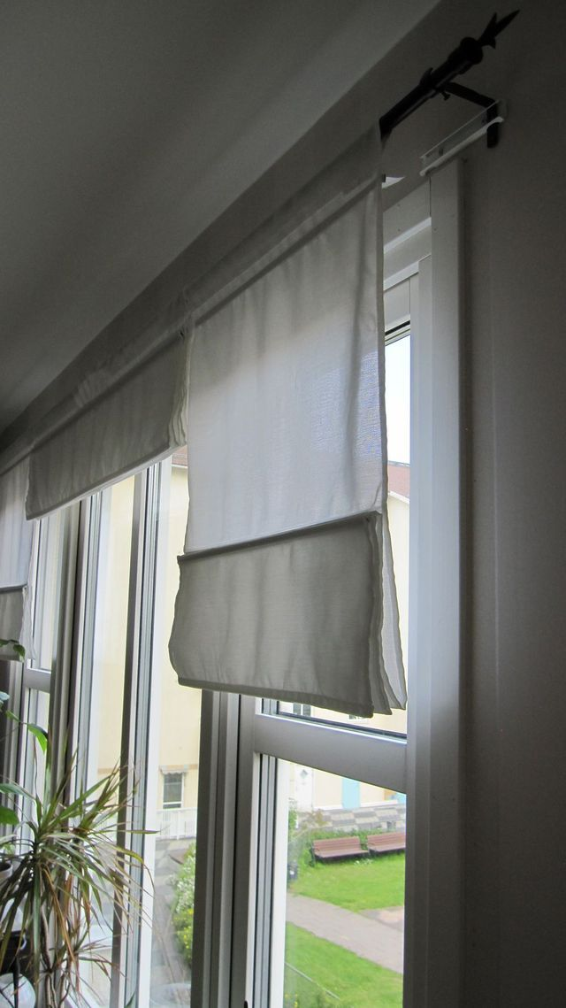 Ringblomma Ikea Roman Curtain Curtains In 2019 Ikea Roman Shades Closet Bedroom Curtains