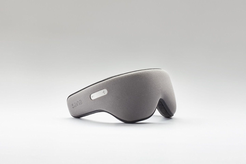 Sleep Mask- Sana is a smart sleep mask that helps you to