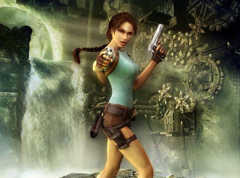 1 Lara Croft Tomb Raider Rhianna Pratchett New Tomb
