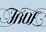 True Love Ambigram Ambigram Tattoo Ambigram Pretty Words