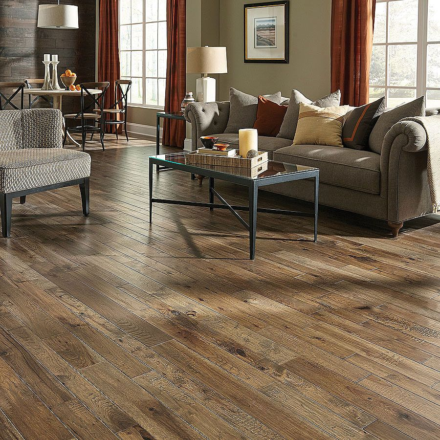 Hardwood Flooring Somerset Hardwood Floors Handcrafted Collection Winter Wheat Hickory Mixed Widths Hardwood Floor Colors Somerset Hardwood Engineered Wood Floors