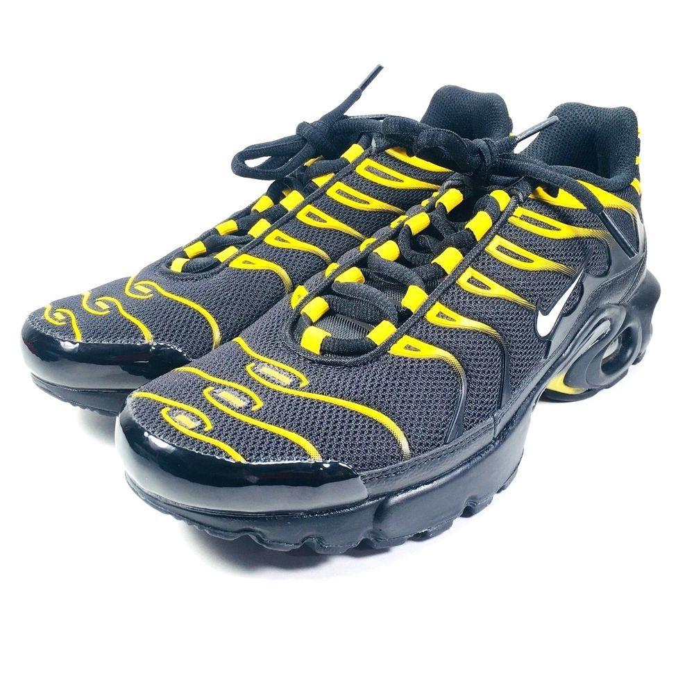 wholesale dealer b6c1d 237a0 eBay #Sponsored Nike Air Max Plus TN Tuned Trainer GS 655020 ...