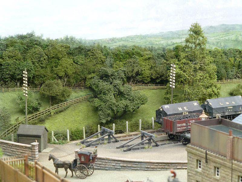 Bucks Hill Yard | Model Train Layouts I like | Model train