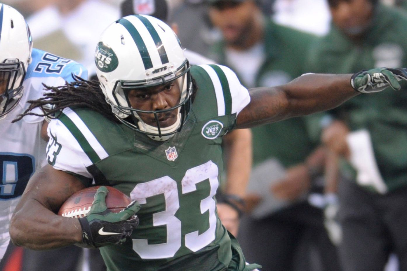 John Idzik doesn't get — or deserve — much credit for his two-year stint as the Jets' general manager, but one of his first moves continued to pay big dividends Sunday afternoon. Running back Chris...