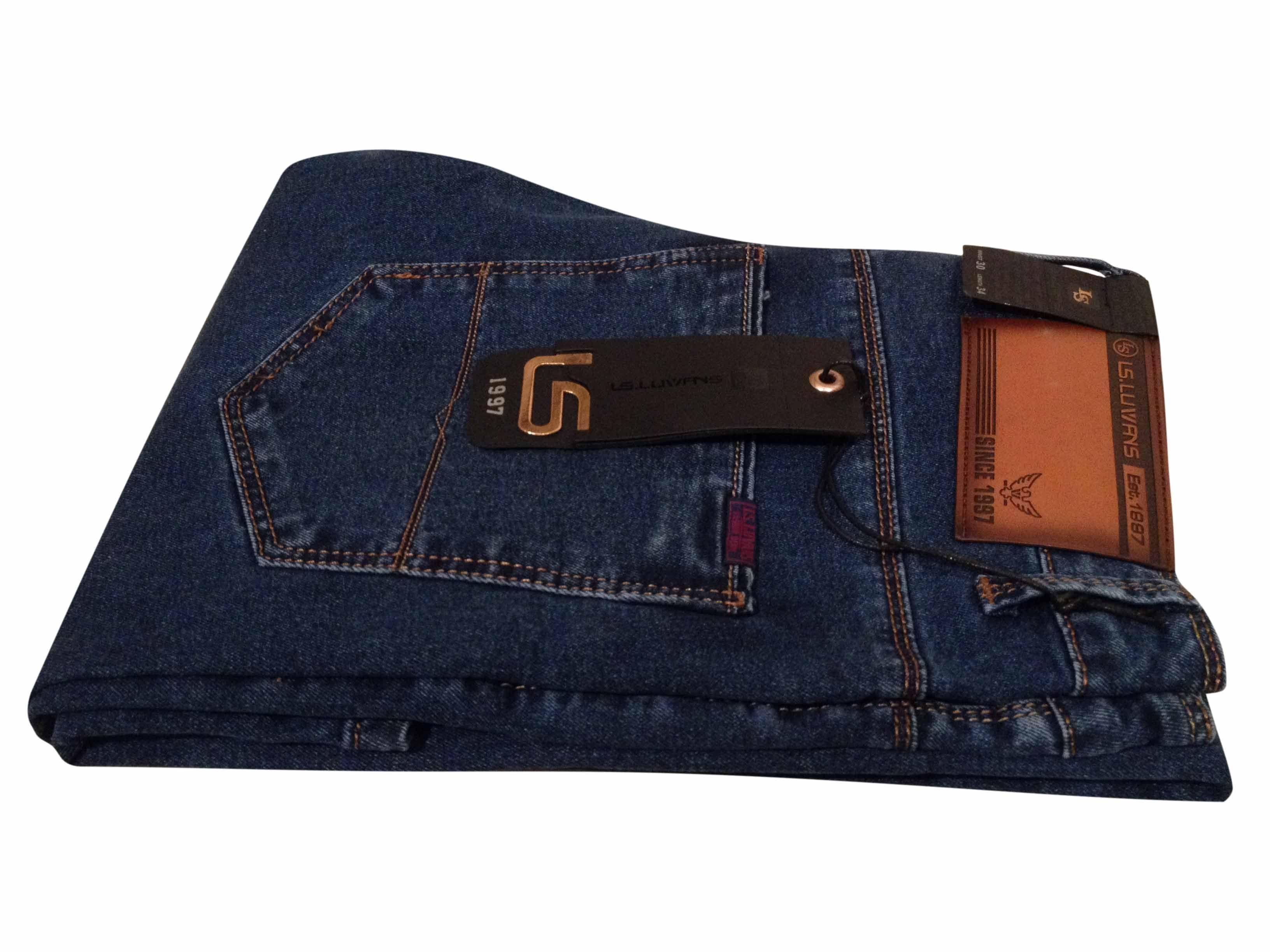e9c6720e5dc Мужские джинсы LS LUVANS отличный выбор для тех