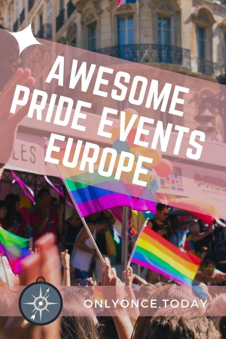 Summer of Pride LGBTQ+ Pride Events in Europe Pride