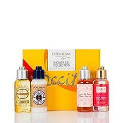 L'Occitane en Provence - 'Shower Gel' collection of four Christmas ...