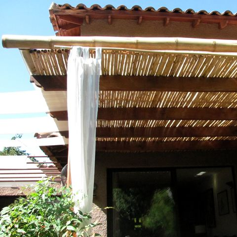 Toldos para terrazas y cortina Piscina \ outdoor Pinterest
