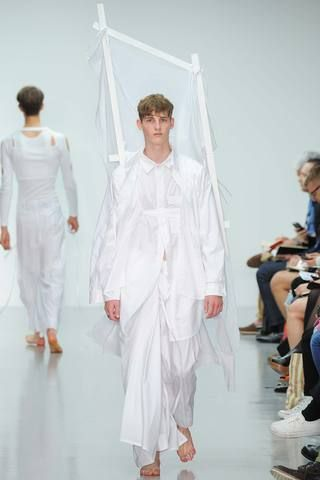 Craig Green Spring 2015 Menswear Collection Slideshow on Style.com