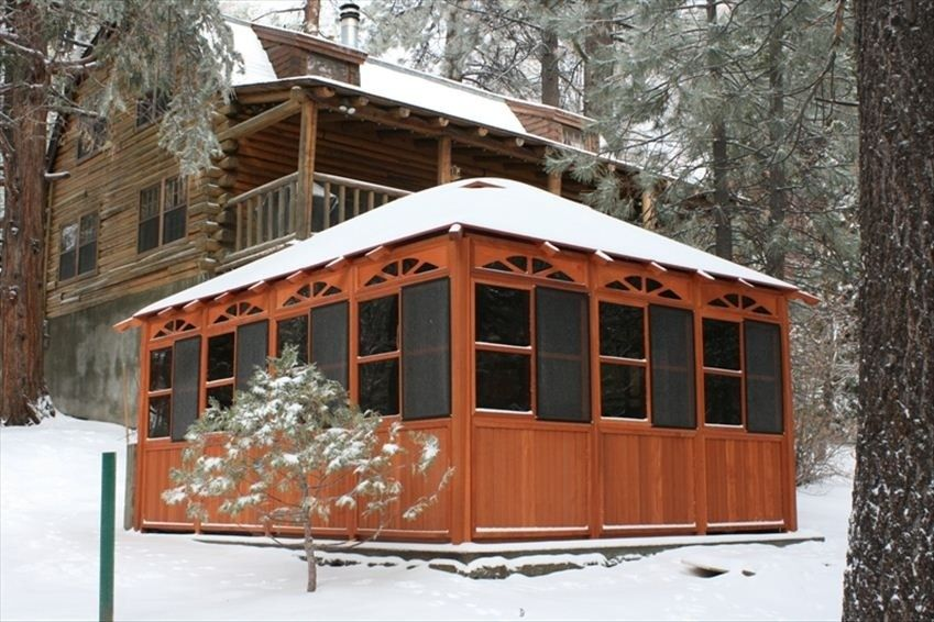 Cabin vacation rental in green valley lake from