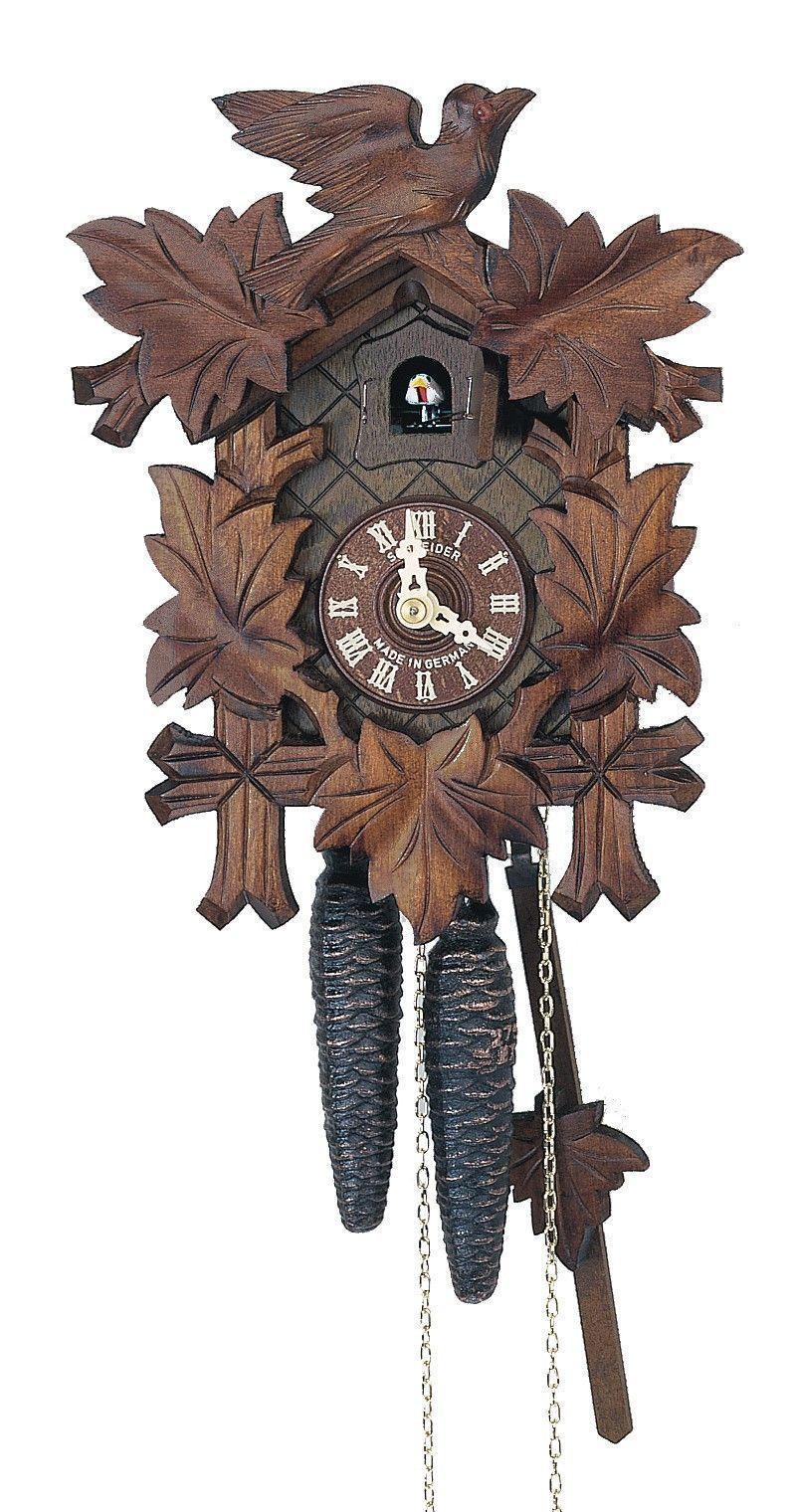 Мы поставляем только оригинальные часы с кукушкой непосредственно из шварцвальда.