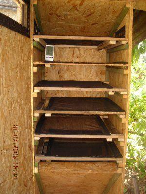 se fabriquer un s choir solaire pour conserver sainement. Black Bedroom Furniture Sets. Home Design Ideas