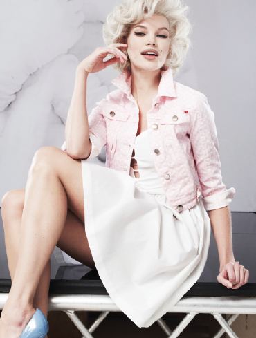 In Stores Now Marilyn Monroe For Macy S Marilynmonroe