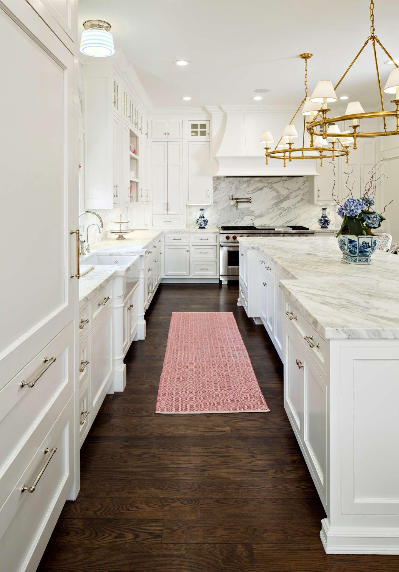 Insanely Gorgeous All White Kitchens -