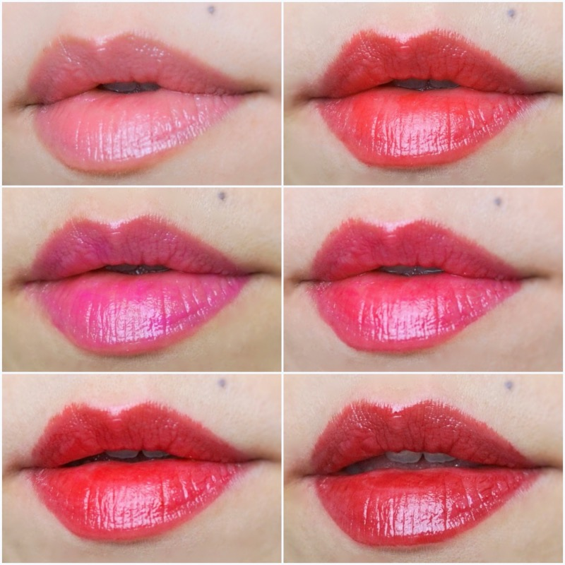 Review  Swatch | Revlon Super Lustrous Glass Shine Lipsticks | Lenallure