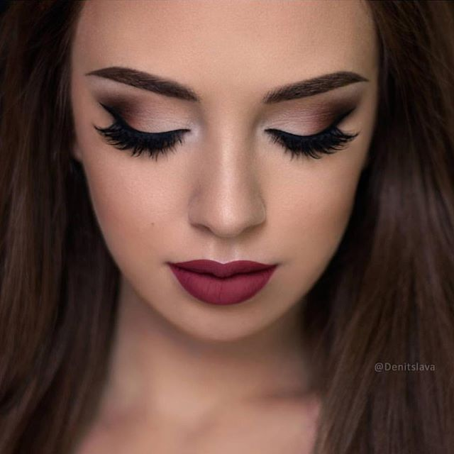 Kiss Makeup Looks: Lovely And Flawless @denitslava