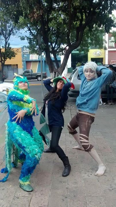 Rise of the guardians - Eduardo Zatarain Jack Frost Cosplay Photo - Cure…
