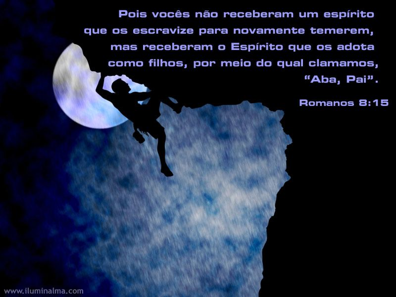 Romanos 8:15