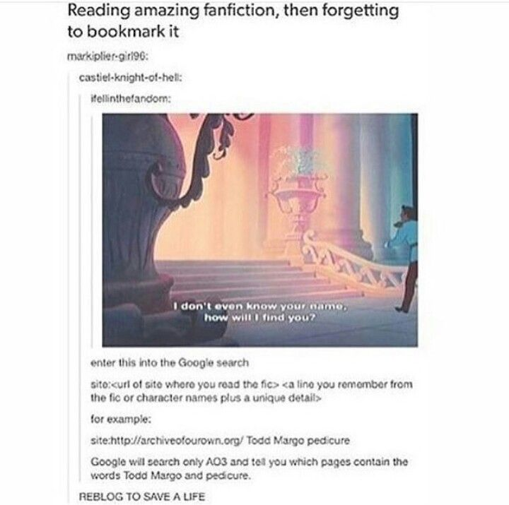 how to write a story on fanfiction search