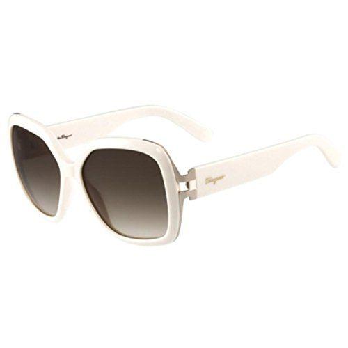 3565f8a648 Salvatore Ferragamo Womens Gradient UV Protection Square Sunglasses  This Salvatore  Ferragamo Square Sunglasses is guaranteed authentic.