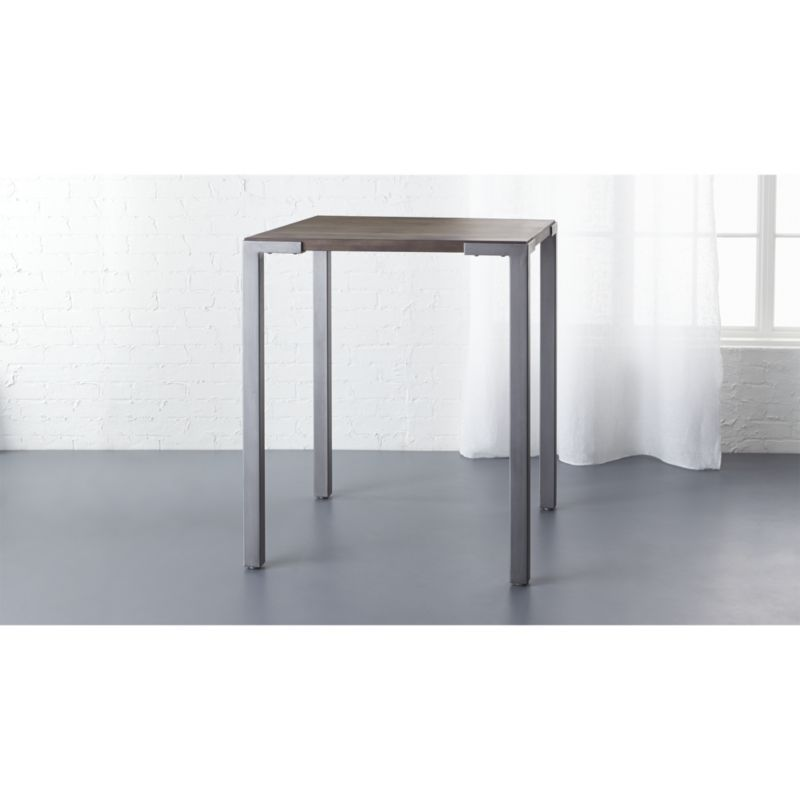 Cb2 Kitchen Island Part - 20: stilt 2-top counter table | CB2