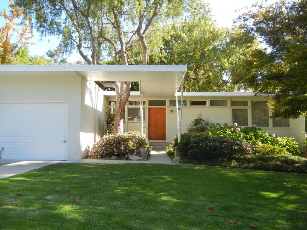 Gregory Ain Mar Vista Tract Mcm Mid Century Modern Flipping Houses Los Angeles Architecture Real Estate Development