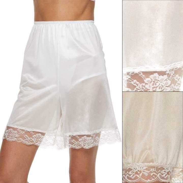 b531b6037c478 Lunaire Women's 2-Pack Culotte Half Slip in 2019 | Products | Lace ...