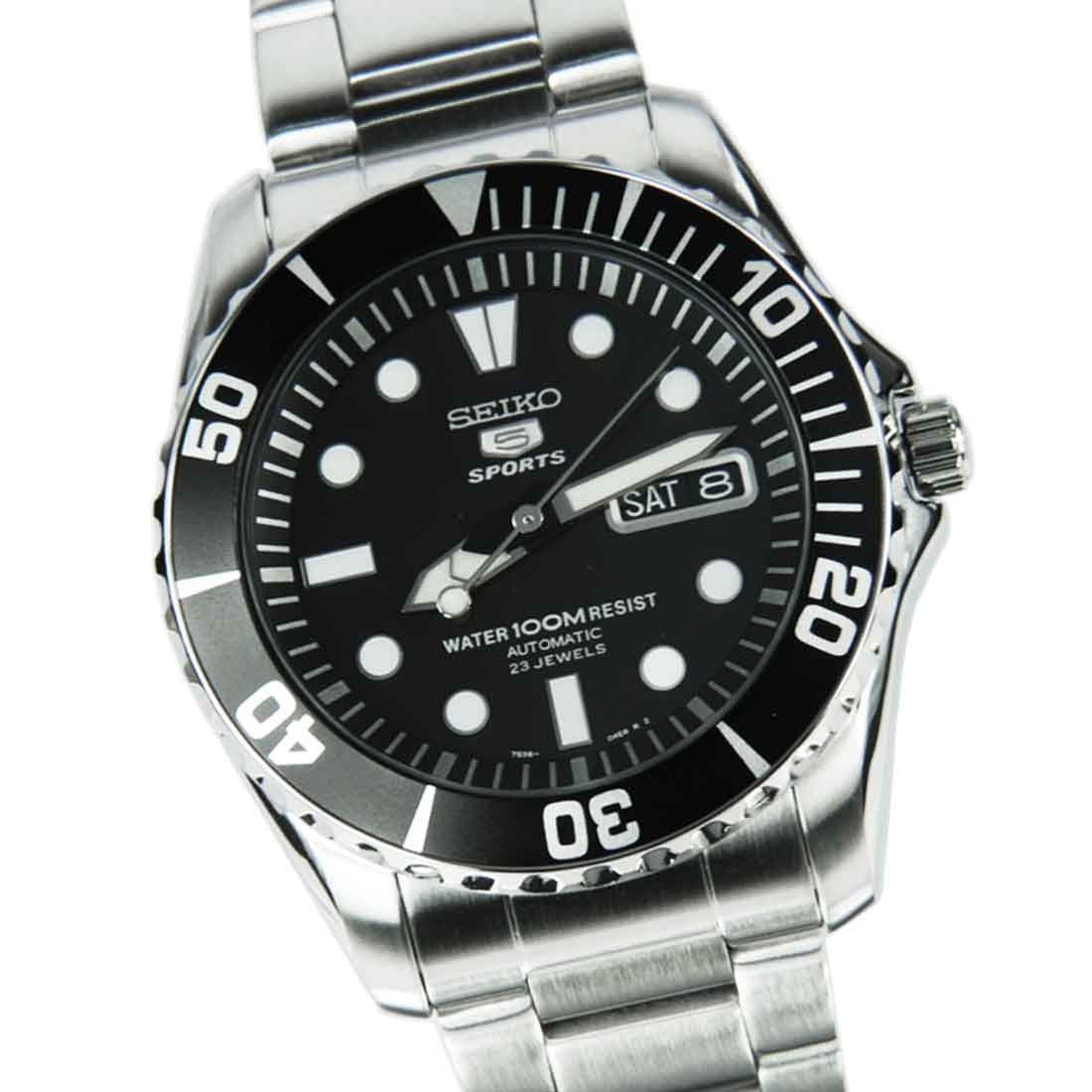 Seiko SNZF17K1 SNZF17K SNZF17 automatic divers watch in