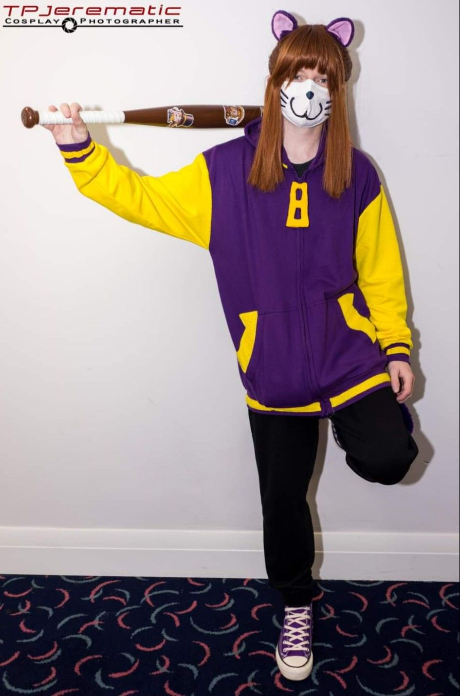 Pin By Hollyann On Costume A Hat In Time Hat In Time Cosplay