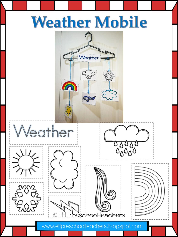 Weather Activities For Kindergarten Efl Weather Activities Elementary Special Education Activities Kindergarten Activities [ 1500 x 1125 Pixel ]