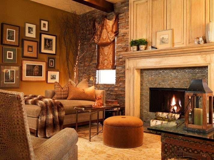 Soggiorno Rustico ~ Arredare un soggiorno in stile rustico: soluzioni e consigli utili