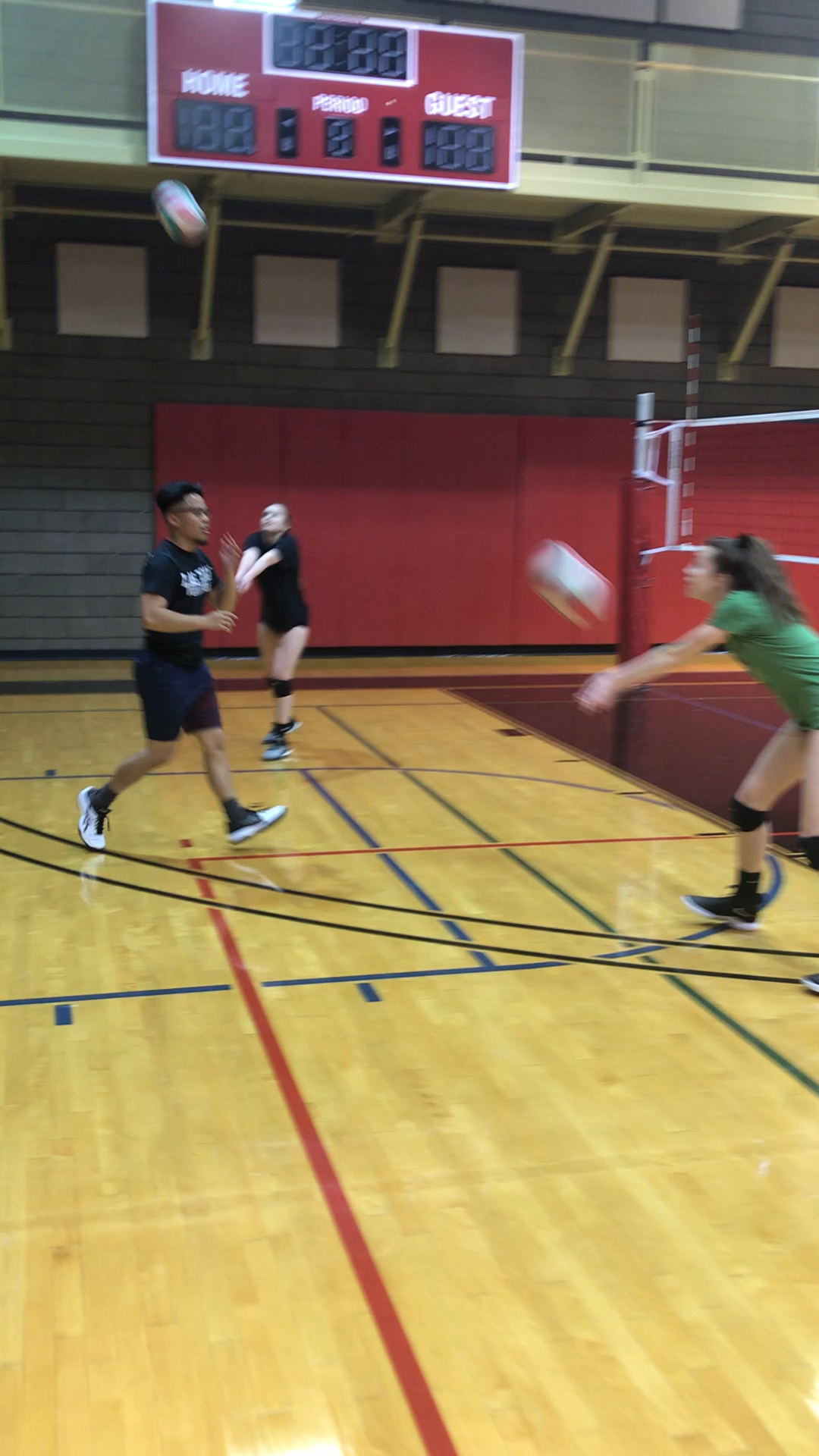 Best Volleyball Matches Volleyball Ball Control Drills Five Person Passing Drill Try Combining In 2020 Volleyball Training Volleyball Workouts Volleyball Practice