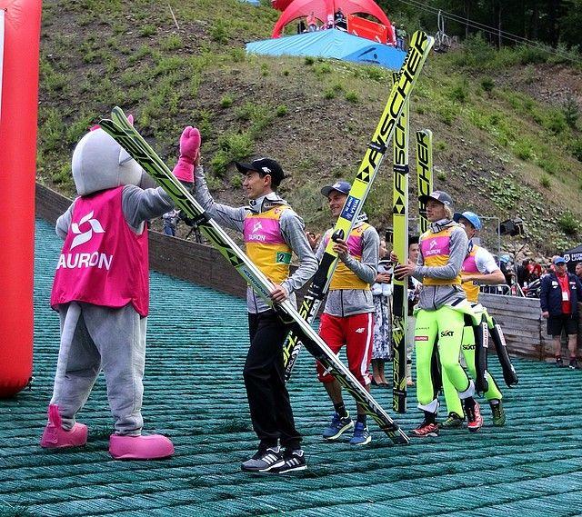 Pin by wozniaczek on Ski Jump ♡ Ski jumper, Ski jumping